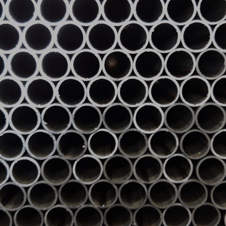 Tubo de hierro redondo