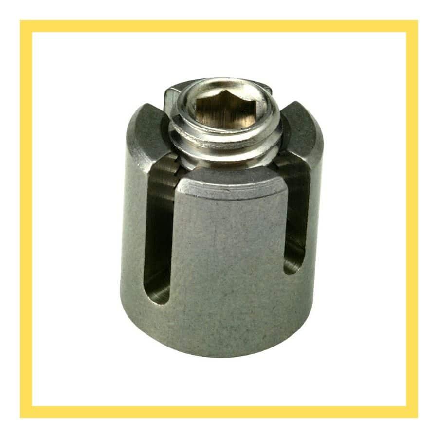 Clip de malla para cables de Ferros Gumà