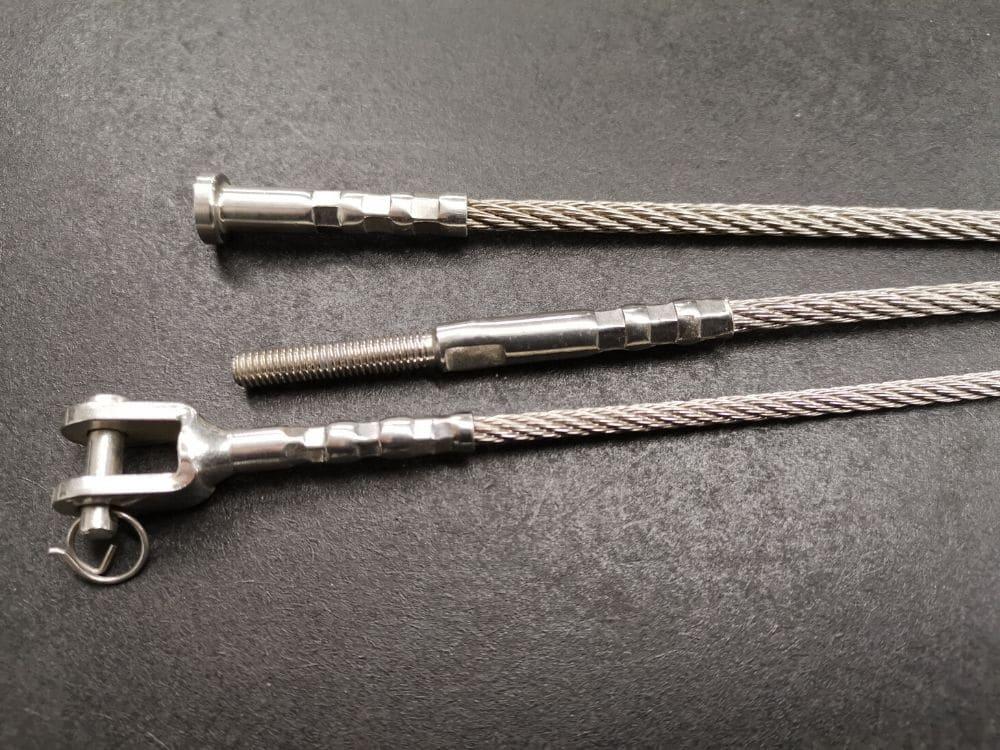 Prensado de cables Ferros Gumà